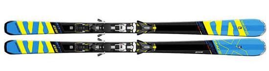esquis de pista #esquí #esquiar #esquialpino