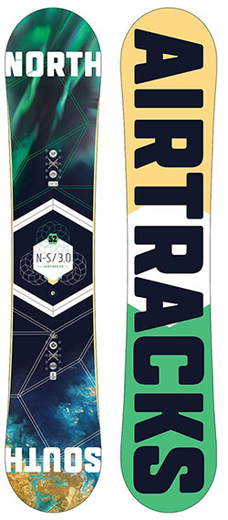 tabla de snowboard all mountain #snowboard #allmountain